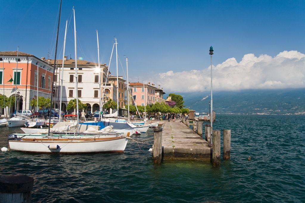 Urlaub in Gargnano