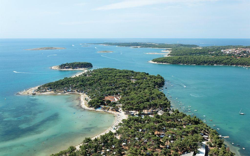 Urlaub in Istrien